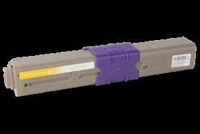 Kompatibilní laserový toner s: OKI C332/MC363 Yellow - 46508709