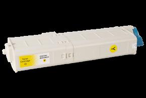 Kompatibilní laserový toner s: OKI C532/MC563 Yellow - 46490605