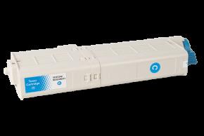 Kompatibilní laserový toner s: OKI C532/MC563 Cyan - 46490607