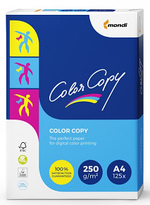 Matný papír COLOR COPY A4 200g (250g)