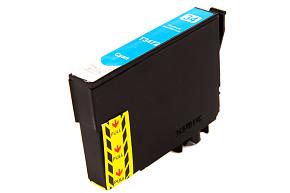 Kompatibilní inkoustová cartridge s: EPSON T3472 Cyan