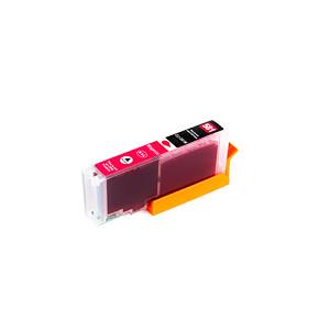 Kompatibilní inkoustová cartridge s: CANON CLI-581 XXL Magenta