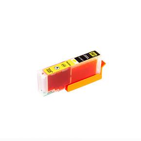 Kompatibilní inkoustová cartridge s: CANON CLI-581 XXL Yellow
