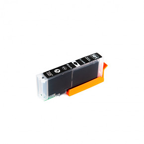 Kompatibilní inkoustová cartridge s: CANON CLI-581 XXL Black