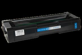Kompatibilní laserový toner s: RICOH SP C340 Cyan - 407900