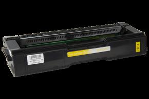 Kompatibilní laserový toner s: RICOH SP C340 Yellow - 407902