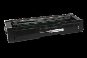 Kompatibilní laserový toner s: RICOH SP C250 / C260 Black - 407543