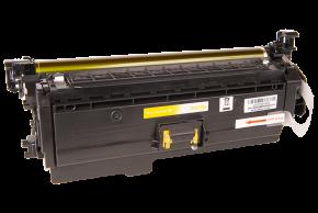 Kompatibilní laserový toner s: HP CF322A Yellow - 653A