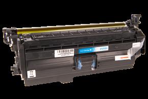 Kompatibilní laserový toner s: HP CF321A Cyan - 653A