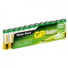 Baterie GP Super Alkaline 10ks AA
