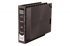 Kompatibilní inkoustová cartridge s: EPSON T9081 XL Black