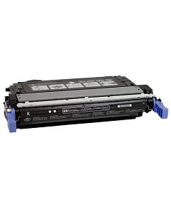 Renovovaný laserový toner s: HP CB400A Black (7.500str.)