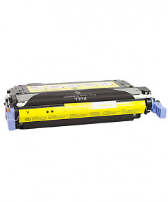 Renovovaný laserový toner s: HP CB402A Yellow (7.500str.)