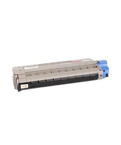 Kompatibilní laserový toner s: OKI C710 / C711 Magenta - 44318606