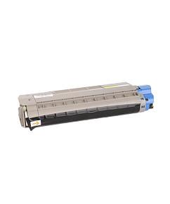 Kompatibilní laserový toner s: OKI C710 / C711 Yellow - 44318607