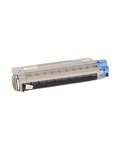Kompatibilní laserový toner s: OKI C710 / C711 Cyan - 44318607