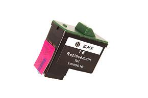 Kompatibilní inkoustová cartridge s Lexmark č.16 Black (10N0016)