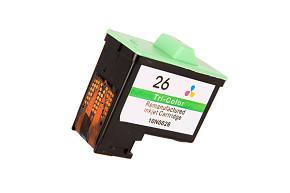 Kompatibilní inkoustová cartridge s Lexmark č.26 Color (10N0026)