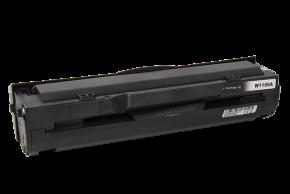 Kompatibilní laserový toner s: HP W1106A Black - bez čipu