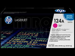 Originální laserový toner HP Q6003A Magenta
