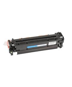 Prémiový kompatibilní laserový toner s: HP CF381A Cyan