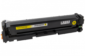 Kompatibilní laserový toner s: CANON CRG-054H Yellow