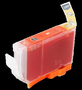 Kompatibilní inkoustová cartridge s: CANON CLI-8 Red