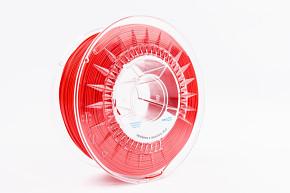 Recyklovaný filament PLA – ČERVENÁ, 1kg 1,75mm