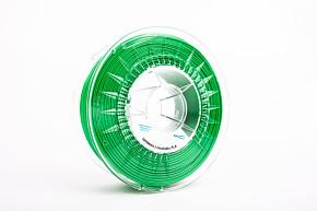 Recyklovaný filament PLA – PASTELOVÁ ZELENÁ, 1kg 1,75mm