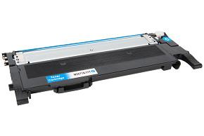 Kompatibilní laserový toner s: HP W2071A/117A Cyan - bez čipu