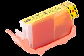Kompatibilní inkoustová cartridge s : Canon CLI-42 Yellow (14ml)