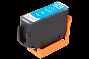 Kompatibilní inkoustová cartridge s: Epson T202XL T02H2 Cyan