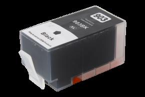 Kompatibilní inkoustová cartridge s: HP 903XL Black (50ml) - T6M15AE