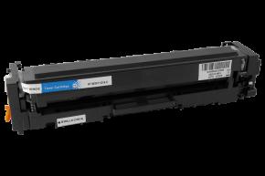 Kompatibilní laserový toner s: HP W2411A/216A Cyan - bez čipu