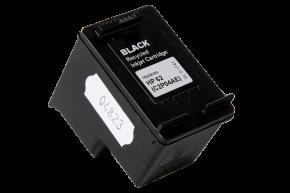 Kompatibilní inkoustová cartridge s: HP 62 Black C2P04AE