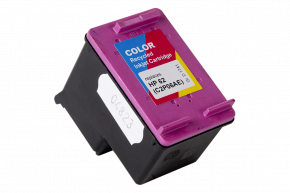 Kompatibilní inkoustová cartridge s: HP 62 Color C2P06AE